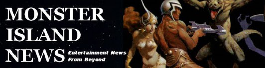 Monster Island News Logo